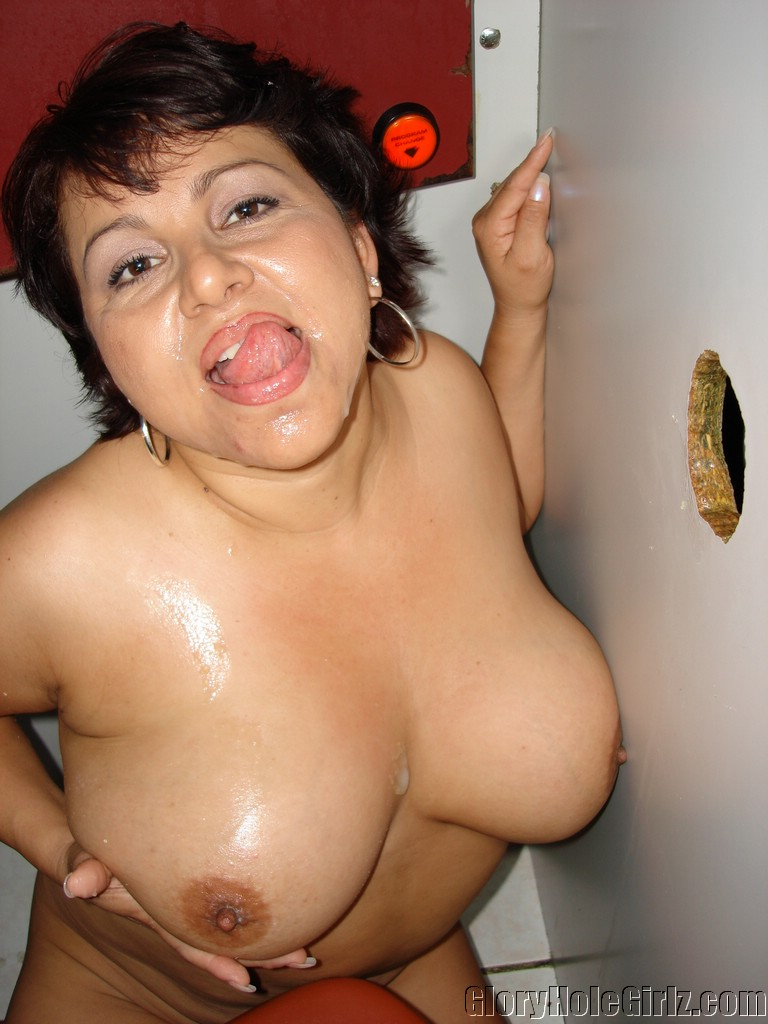 Gloryholes and mature women literitica