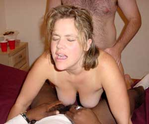 Gangbang Lessons from Slut Wife Training Center