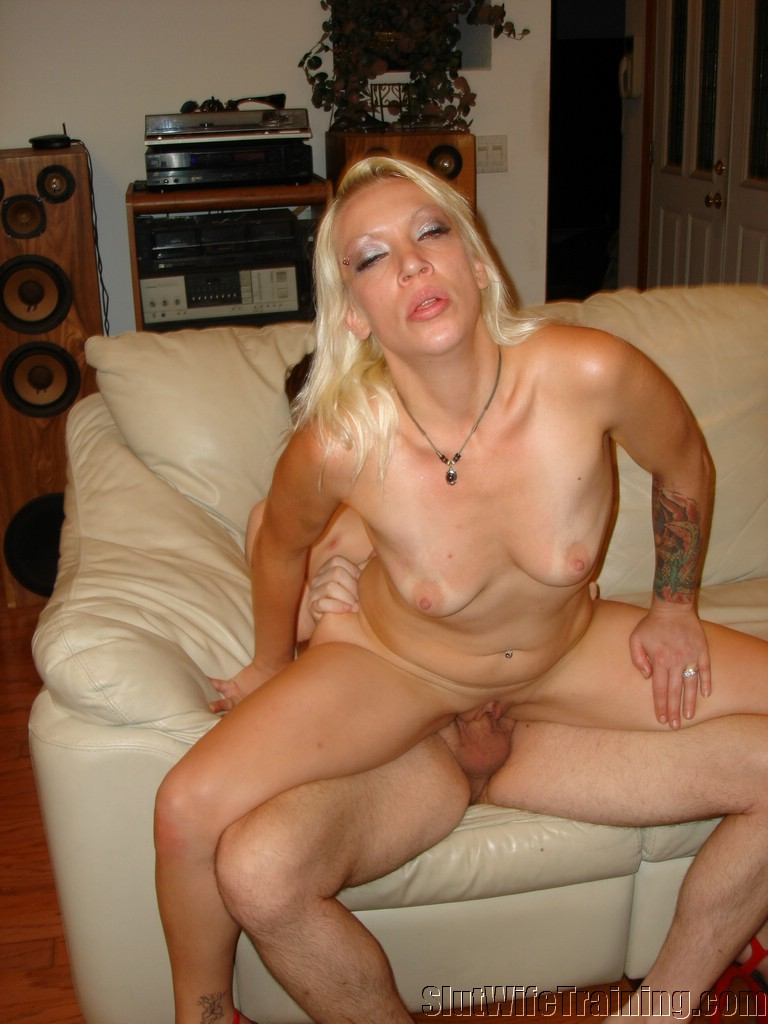 Blonde used wife wants to be porno dvd star